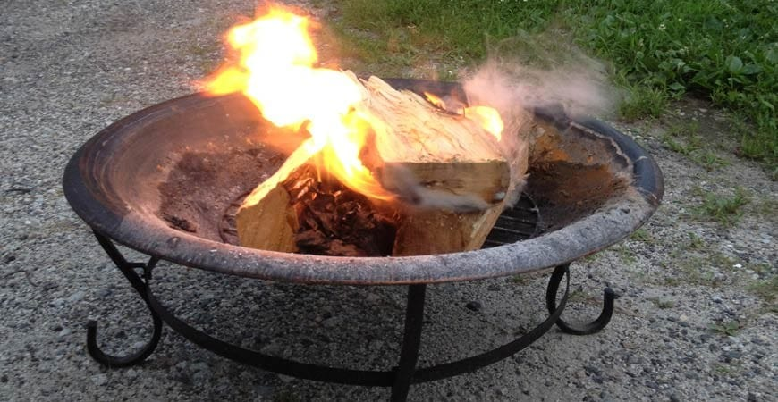 Ask Wet & Forget How to Light up Your Summer: Fire Pit, Fire Bowl ...
