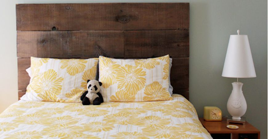 Ask wet forget 12 headboard ideas that will brighten your bedroom diy headboard solutioingenieria Choice Image