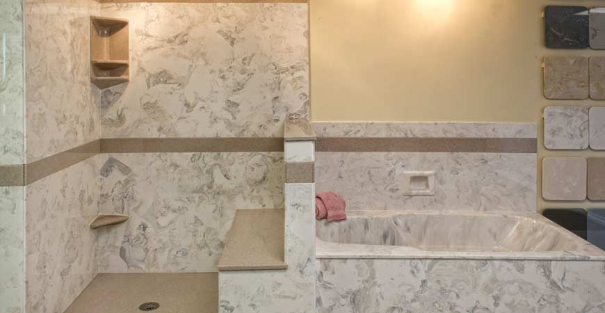 How to Clean Cultured Marble