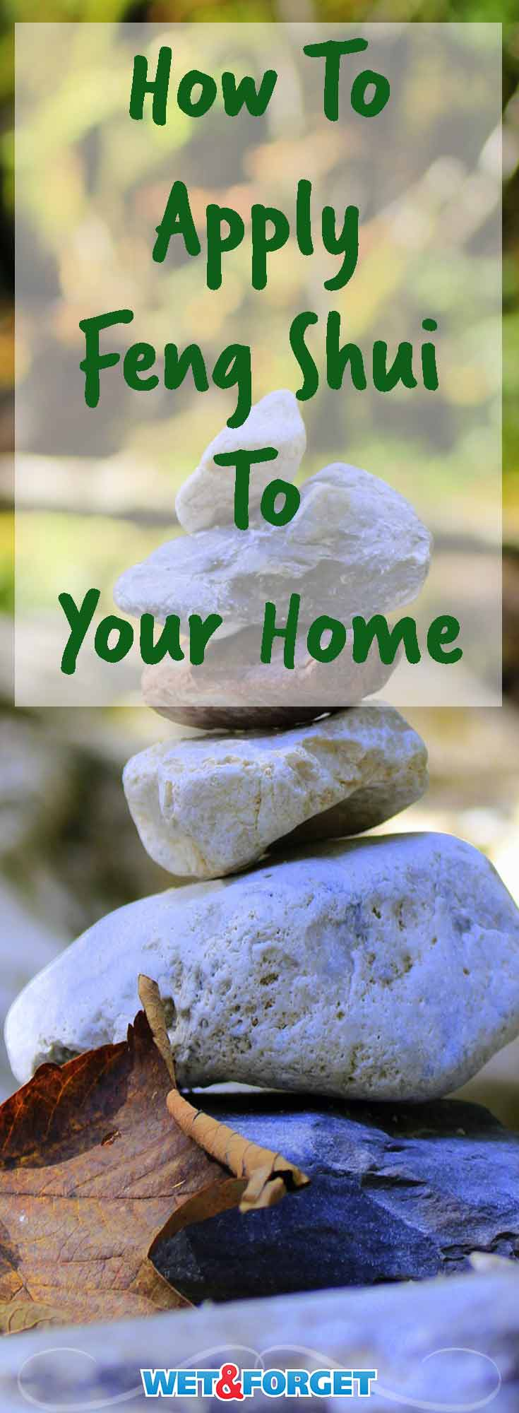 Learn the basics of Feng Shui and how to apply them to your home decorating with our quick guide!