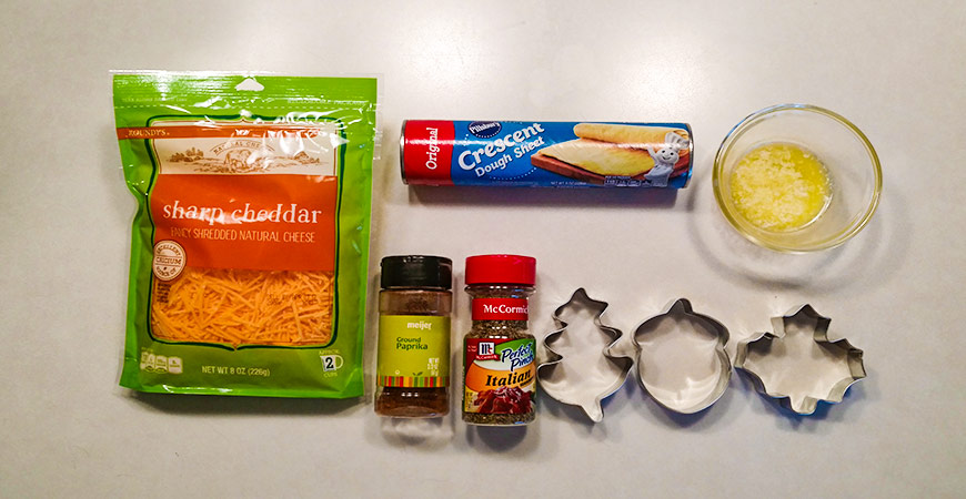 cheesy-crescent-rolls-ingredients