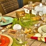 6 Easy Place Settings for your Thanksgiving Table
