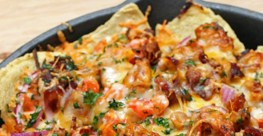Ask wet forget snacks for the big game5 snacks for your football barbecue chicken nachos courtesy of buzzfeed forumfinder Image collections