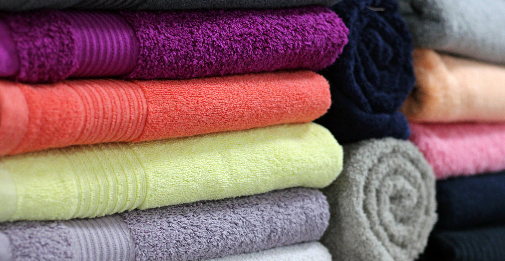Use these simple tips to organize your linen closet.