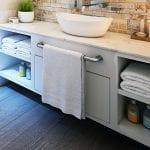 3 Inventive DIY Bathroom Storage Ideas For Small Bathrooms