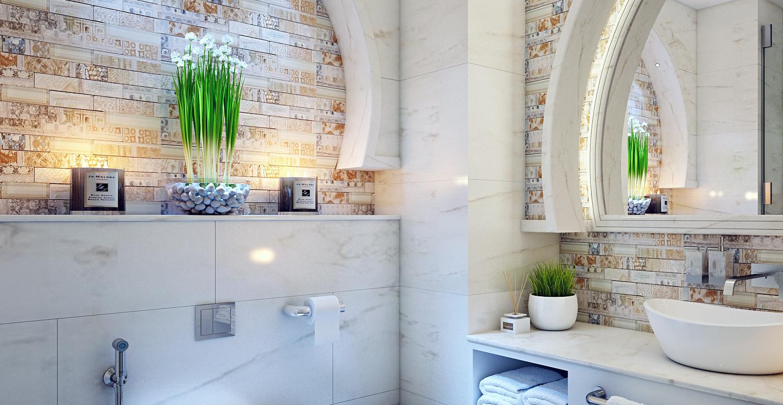 Badezimmer Altbau