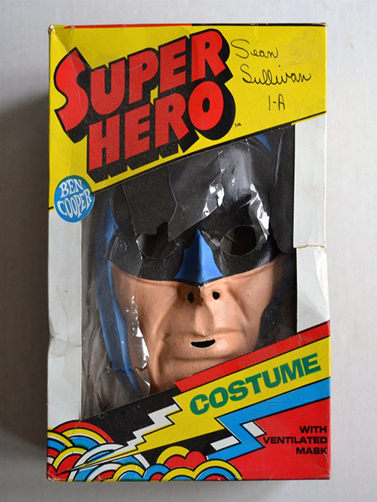 1970s batman mask