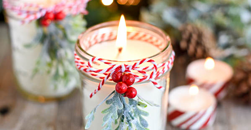 DIY Christmas scents