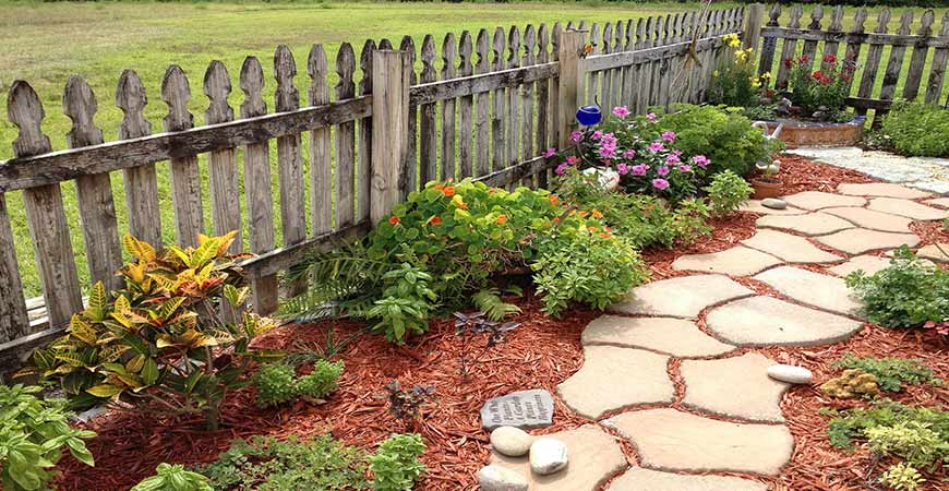 When you prepare garden beds for spring, make sure to pick the right spot for your flowers!