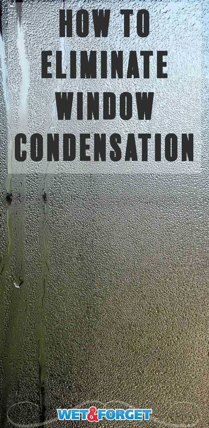 Indoor window condensation can cause mold or mildew inside your home and damage surfaces around your window. Learn how to eliminate window condensation with our quick guide!