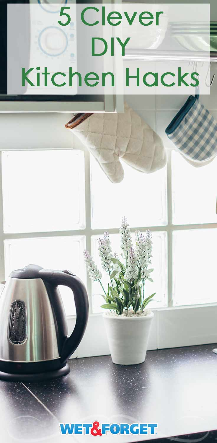 Organize your kitchen with these clever DIY hacks!