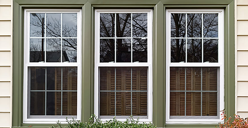 Discover why energy efficient windows are the right choice for your home.