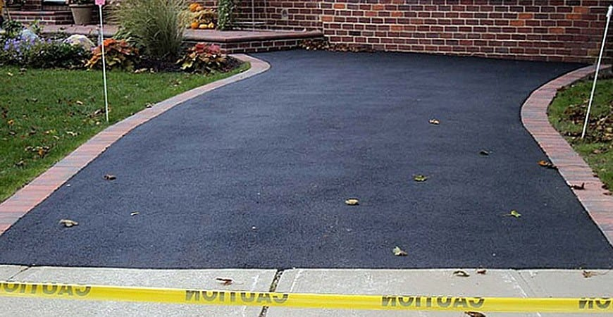 Faq How Soon Can I Seal Coat My Driveway After Lying Wet Forget
