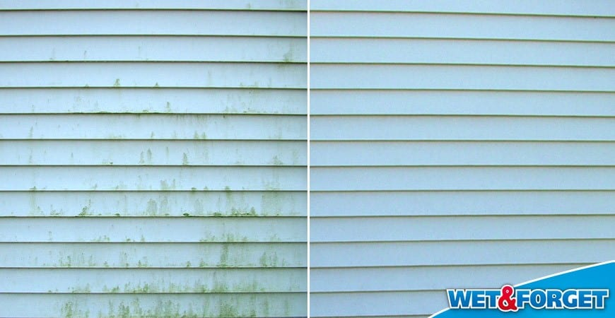 Faq Which Types Of Siding Is Wet Forget Outdoor Safe To Use On