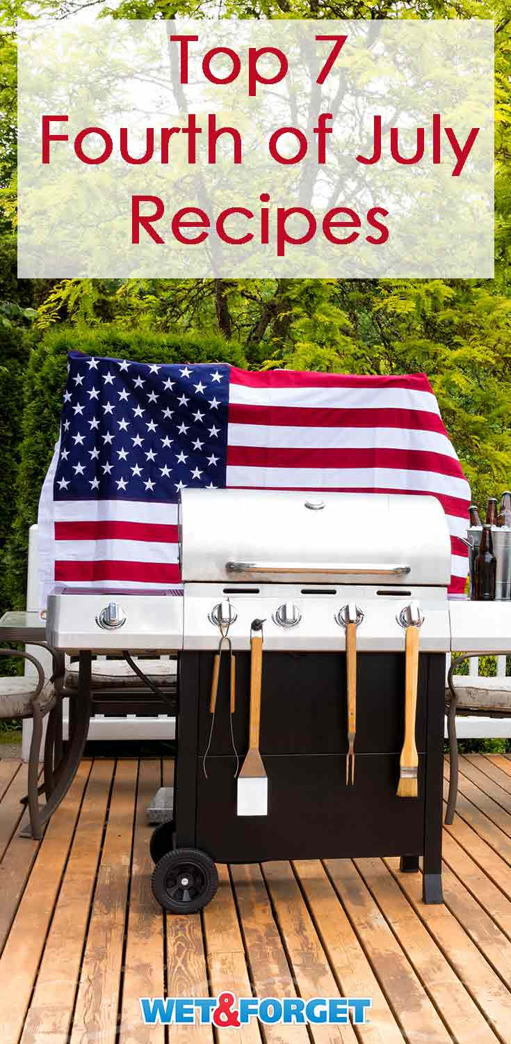 Your backyard 4th of July barbecue will be the best one on the block with these recipes!