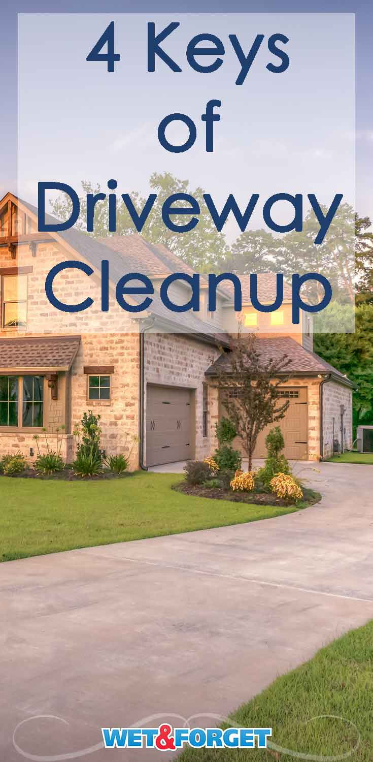 Thinking of sealing your driveway? Make sure your driveway is clean and ready to be sealed with these top tips!