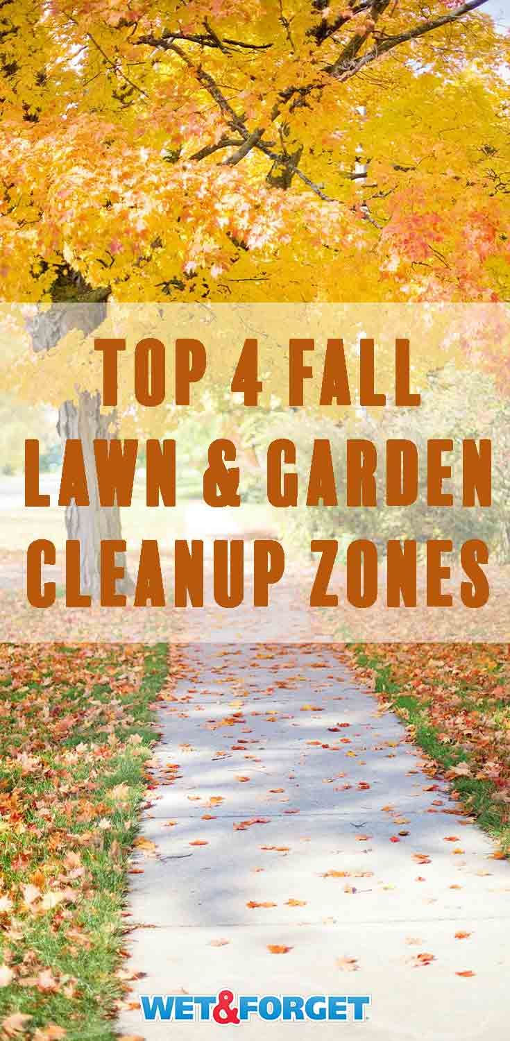 Don't forget to clean up these 4 essential zones before winter hits!