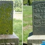 Memorial Day's Coming! Wet & Forget Cleans Headstones Safely & Easily