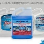 See How the Wet & Forget Family of Cleaners Eliminates Hassle for You!