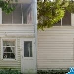 4 Reasons Wet & Forget Outdoor is the Perfect Vinyl Siding Cleaner