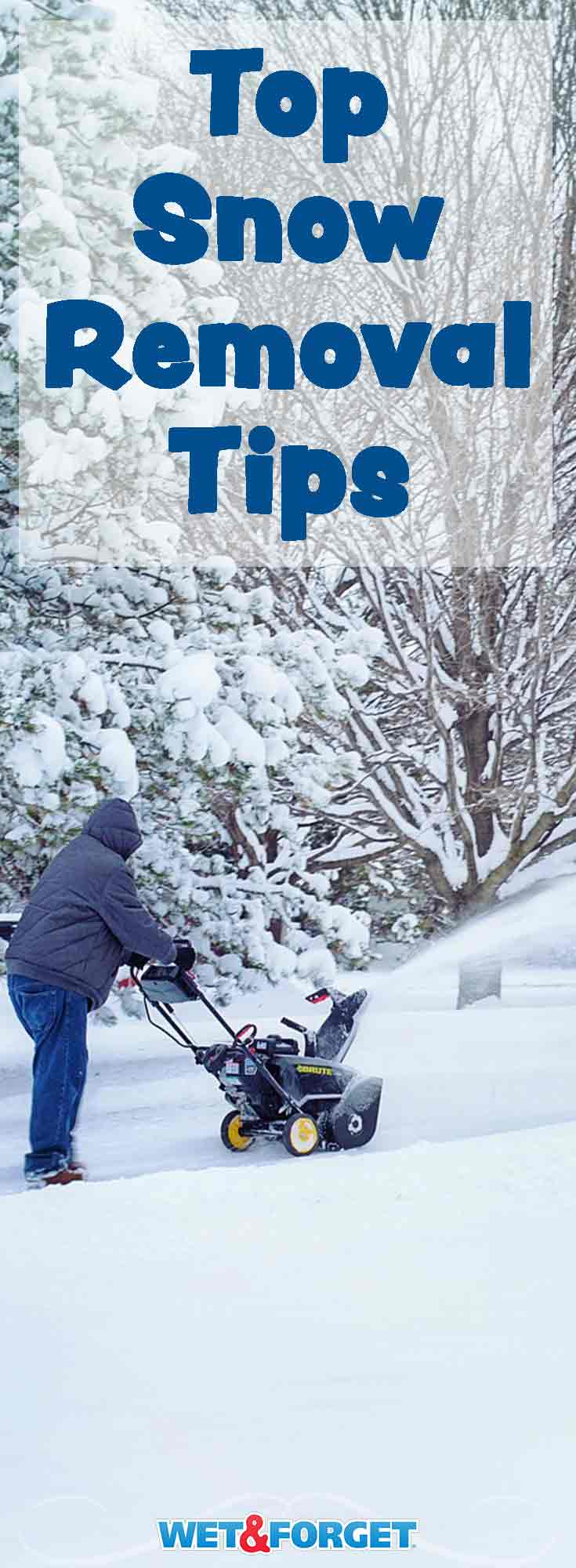 Snow removal can take hours on end. Use these top methods to plow through your snow easily, so you can enjoy that warm cup of cocoa waiting for you inside!