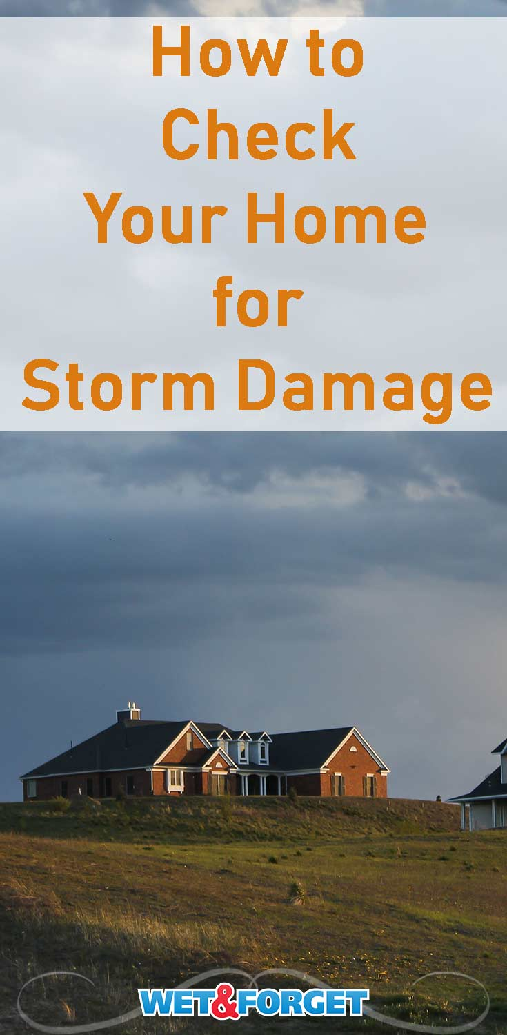 Use our guide to make sure your home doesn't have any hidden storm damage.
