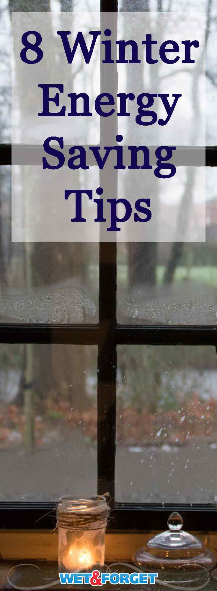 Lower your heating bill and save energy this winter with these simple tips!