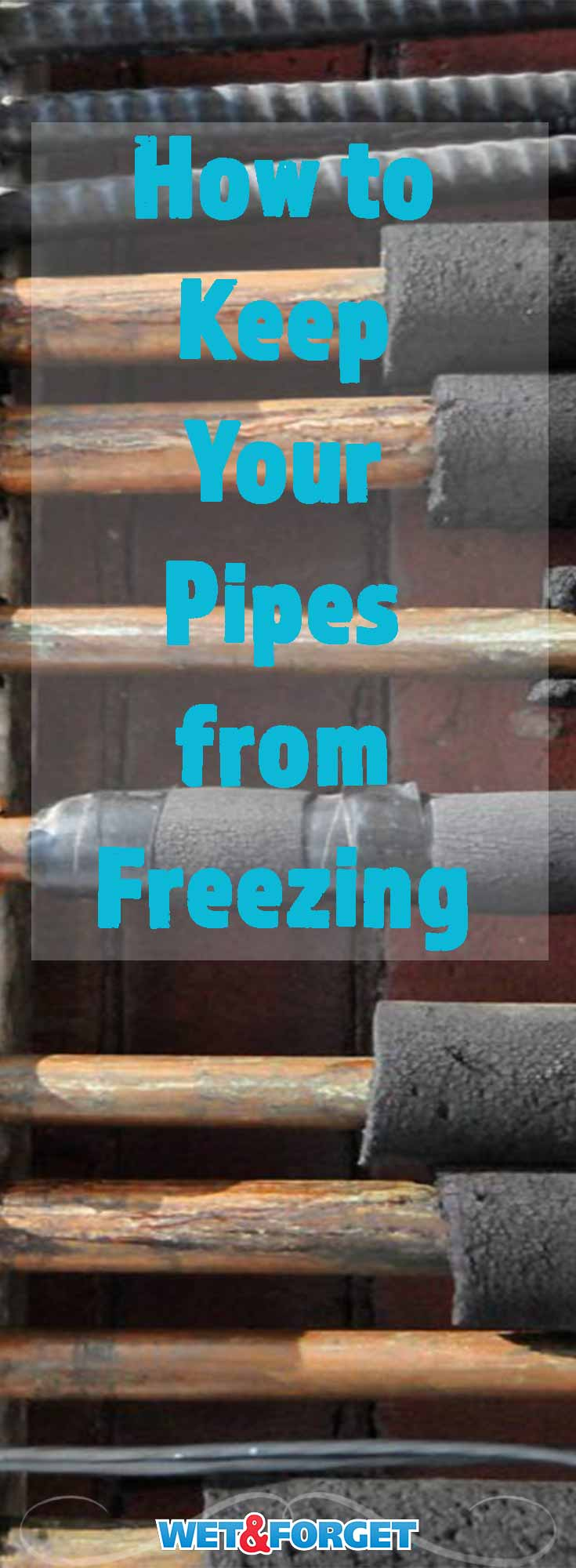 These easy tips and tricks will prevent your pipes from freezing this winter!