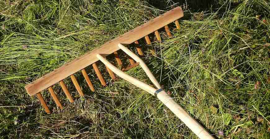 DIY garden tools