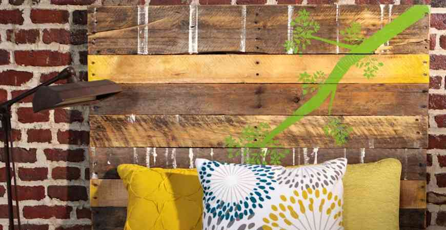 DIY pallet crafts