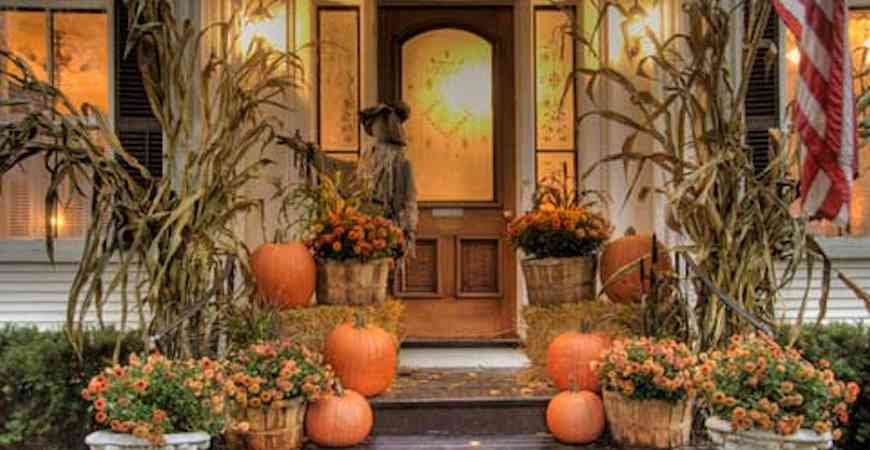 best autumn decorating ideas