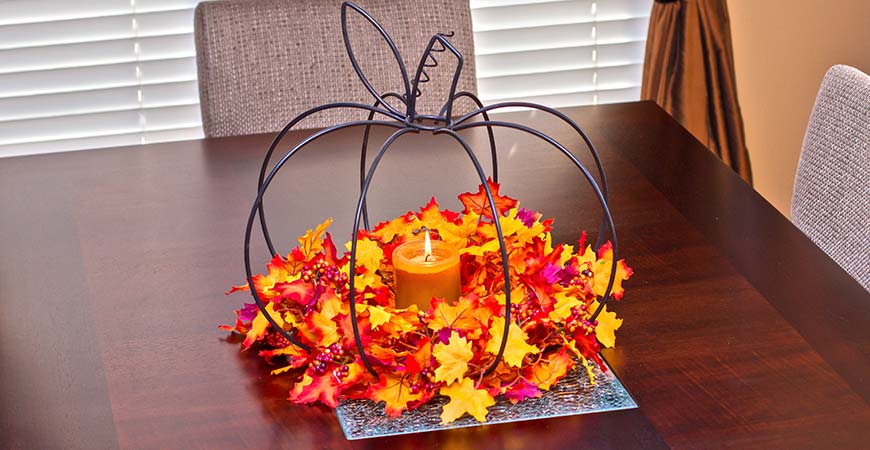 easy centerpiece