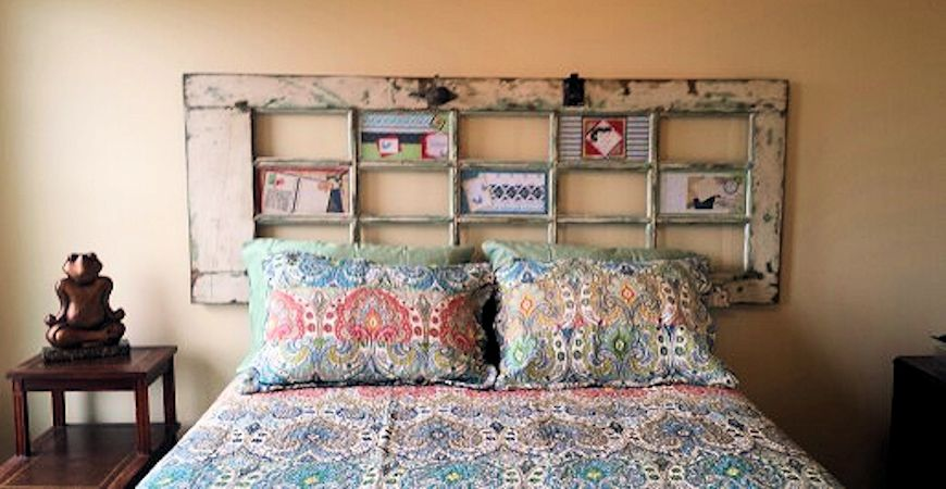 12 Headboard Ideas That Will Brighten your Bedroom - Ask Wet & Forget 12 Headboard Ideas That Will Brighten Your Bedroom