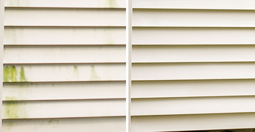 diy siding cleaner