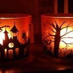 3 DIY Halloween Candle Ideas