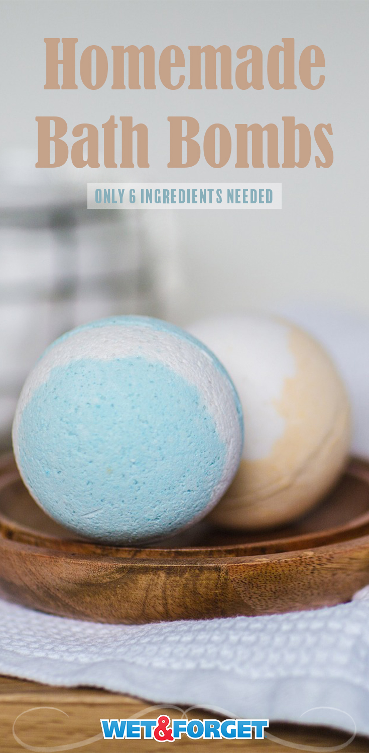 Enjoy a night to yourself with these homemade bath bomb recipes.