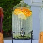A Lemonade Bar That's Perfect for Any Summer Party