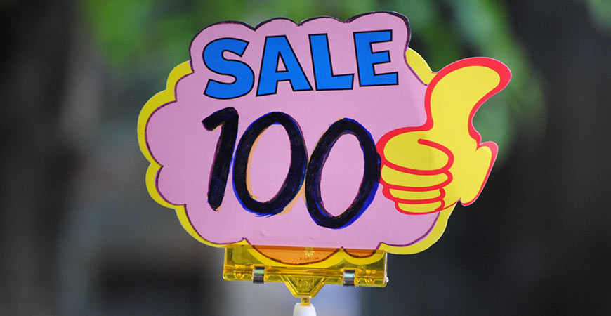 Follow these tips for pricing garage sale items.
