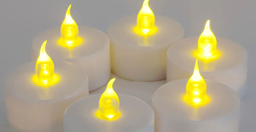 light for jack o lantern
