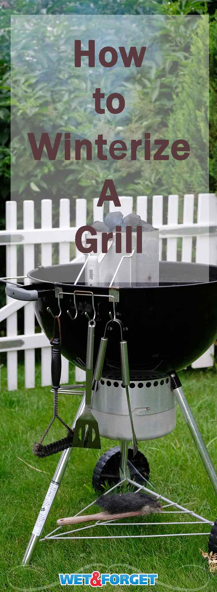 Prepare your grill for the upcoming winter season with this simple method!
