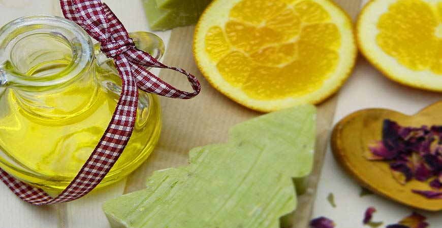 These recipes make great essential oil blends.
