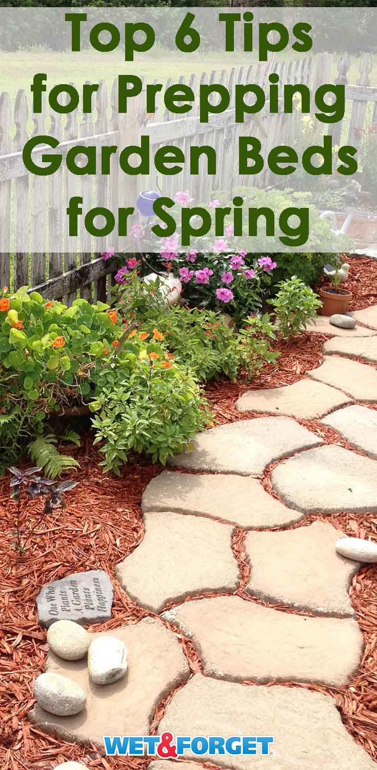 Follow these top tips to prepare your garden beds for this upcoming spring!