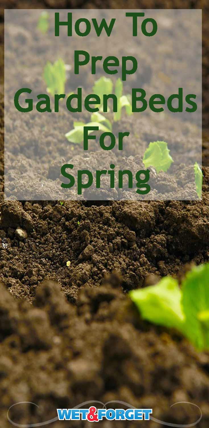 As the temperature slowly begins to rise, it's time to prep your gardens for the spring! Check out our quick tips and tricks for preparing your garden beds for this spring season.