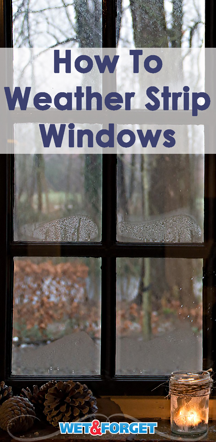 Have you noticed your windows are a little drafty? Learn how to install weather stripping with our tutorial!