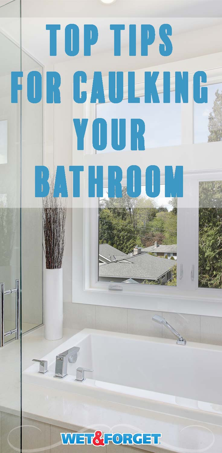Is your caulk getting dirty or starting to peel off? Follow our top tips for cleaning, removing, and replacing caulk on your bathroom surfaces!