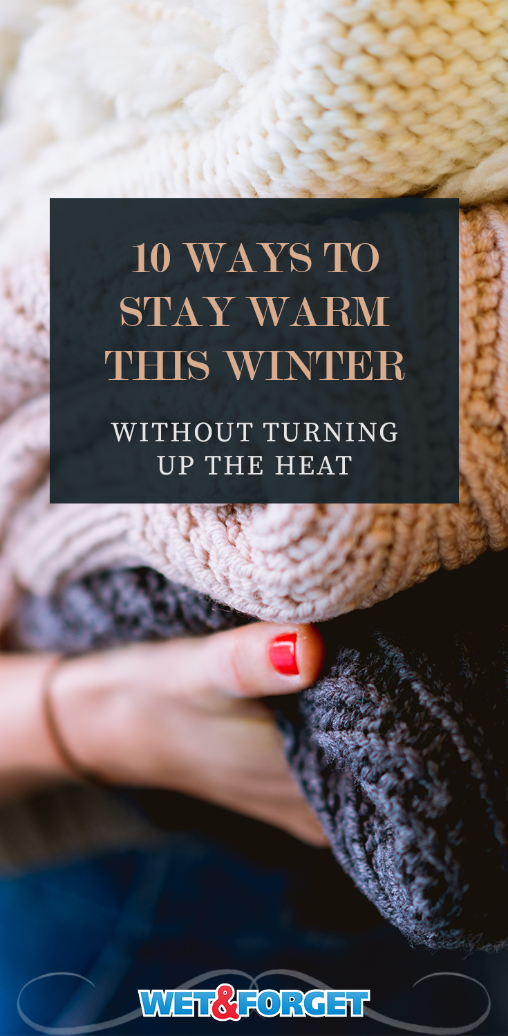 Read on to see how you can stay warm this winter with these 10 easy steps.