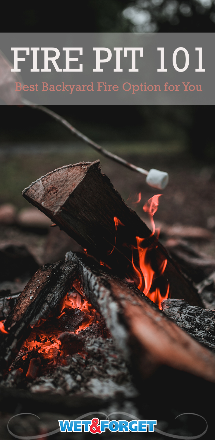 Learn more about the different kinds of fire pits for you and your backyard.