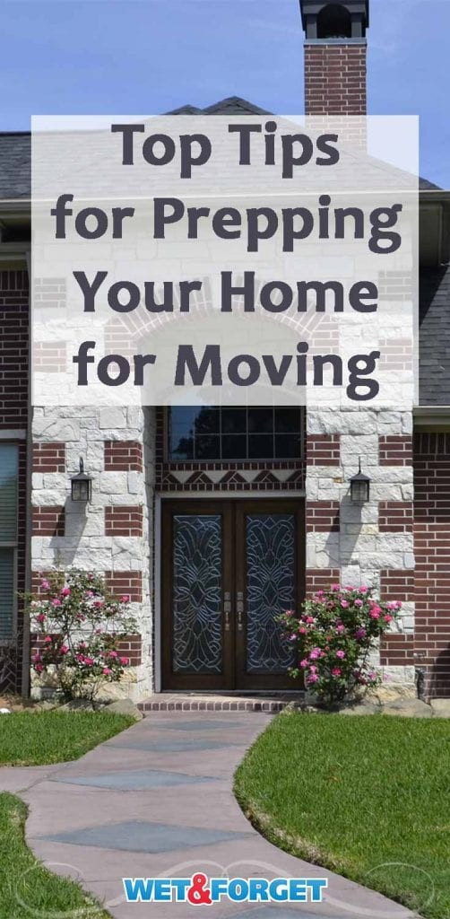 Moving soon? Be sure to read up on these essential pointers for getting your house ready for the move!